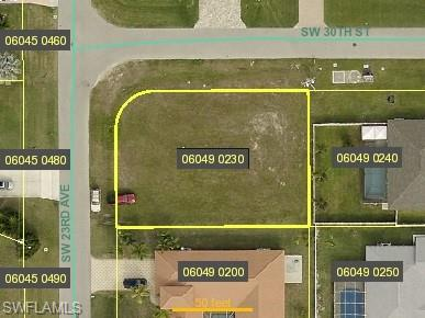 3001 Sw 23rd Ave, Cape Coral, FL 33914