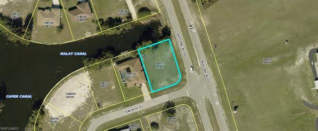 801 Sw 8th St, Cape Coral, FL 33991
