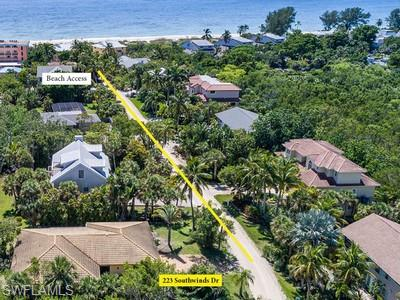 223 Southwinds Dr, Sanibel, FL 33957