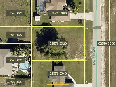 236 Nw 6th Ave, Cape Coral, FL 33993