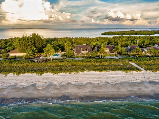 17 Beach Homes, Captiva, FL 33924