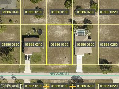 1913 Nw 23rd St, Cape Coral, FL 33993
