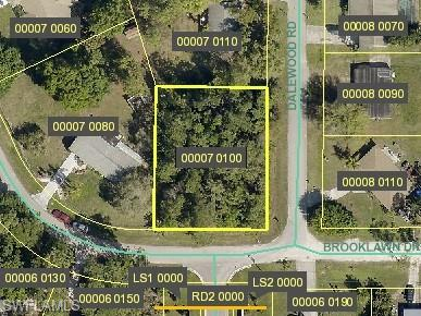 2105 Brooklawn Dr, North Fort Myers, FL 33917