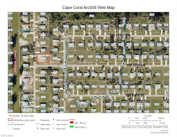1223 Sw 18th Ave, Cape Coral, FL 33991