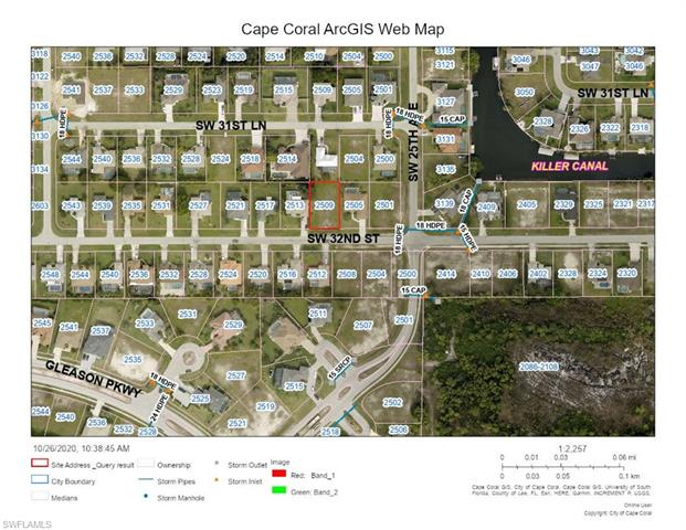 2509 Sw 32nd St, Cape Coral, FL 33914