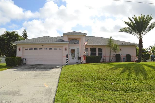 3911 Sw 11th Ave, Cape Coral, FL 33914