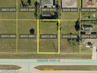 2515 Embers Pky W, Cape Coral, FL 33993