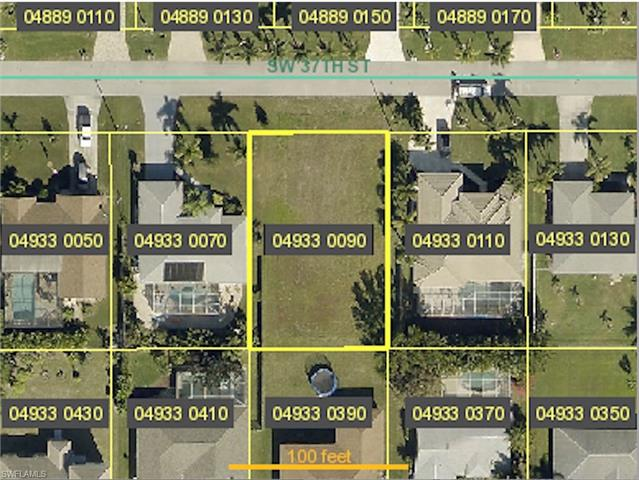 2706 Sw 37th St, Cape Coral, FL 33914