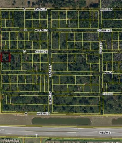 Lots 119-120 D Ave, Labelle, FL 33935