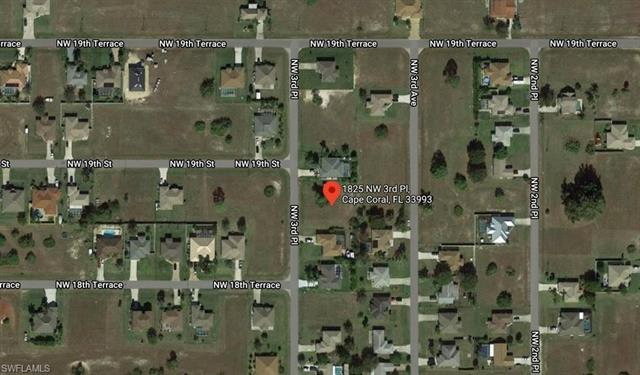 1825 Nw 3rd Pl, Cape Coral, FL 33993