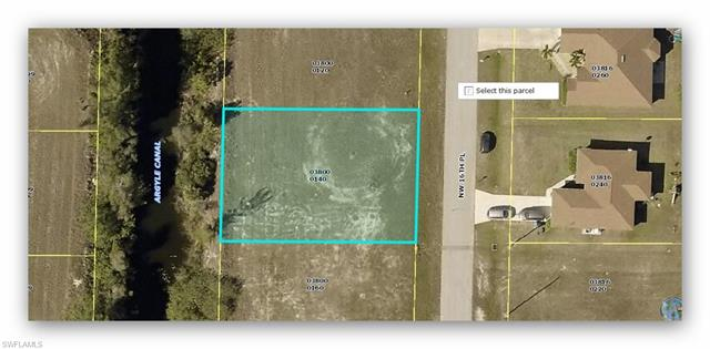 1412 Nw 16th Pl, Cape Coral, FL 33993