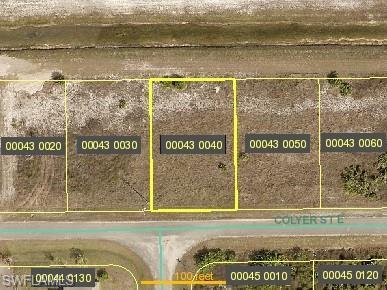 837 Colyer St E, Lehigh Acres, FL 33974