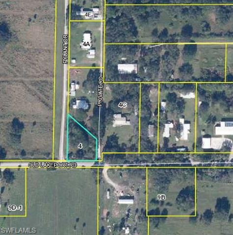 2750 Old Lakeport Rd Nw, Moore Haven, FL 33471