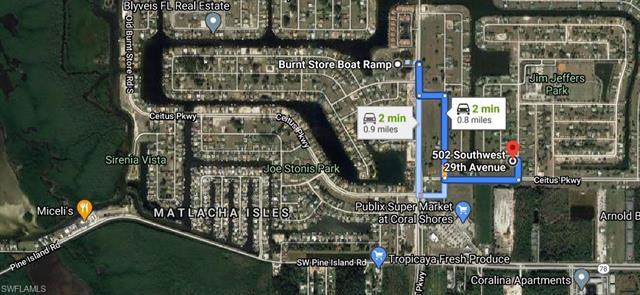 502 Sw 29th Ave, Cape Coral, FL 33991