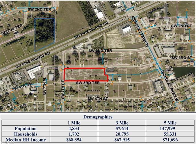 720 Sw 3rd St, Cape Coral, FL 33991