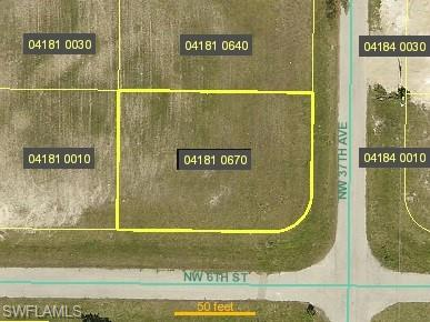 600 Nw 37th Ave, Cape Coral, FL 33993