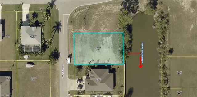 2505 Sw 21st Ave, Cape Coral, FL 33914