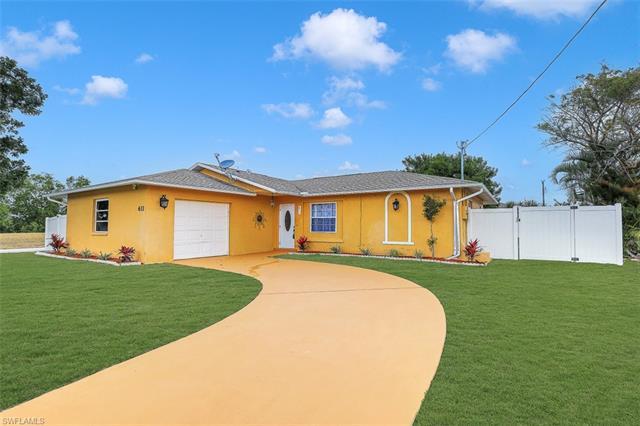 611 Nw 20th St, Cape Coral, FL 33993