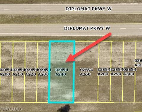 642 Diplomat Pky W, Cape Coral, FL 33993