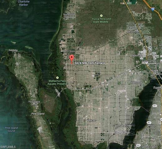 3424 Nw 16th Ter, Cape Coral, FL 33993