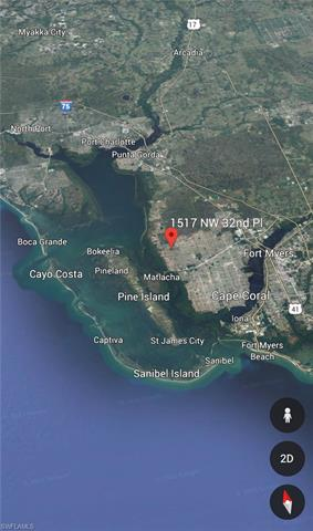 1517 Nw 32nd Pl, Cape Coral, FL 33993
