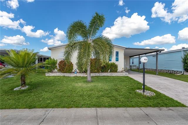 451 Rainbow Dr, North Fort Myers, FL 33903