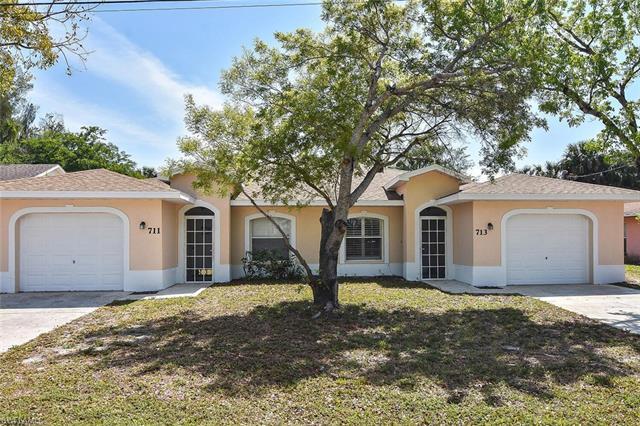 711 & 713 Se 24th Ave, Cape Coral, FL 33990