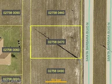 2026 Santa Barbara Blvd N, Cape Coral, FL 33993