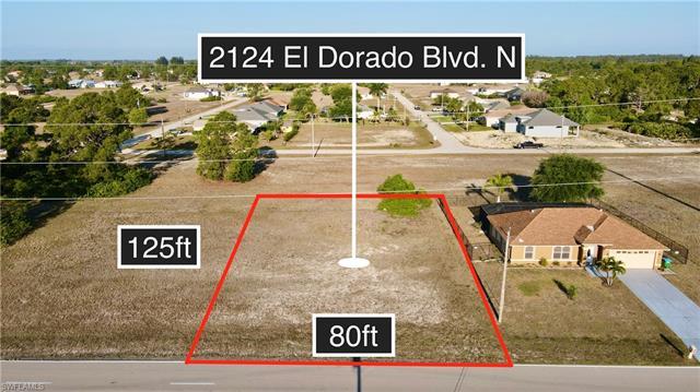 2124 El Dorado Blvd N, Cape Coral, FL 33993