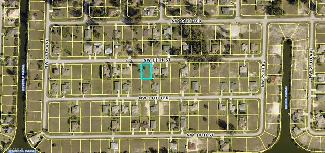 2704 Nw 11th St, Cape Coral, FL 33993