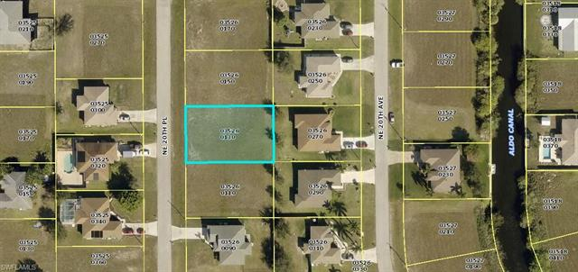 1323 Ne 20th Pl, Cape Coral, FL 33909