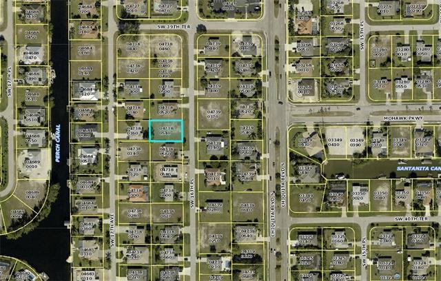 4000 Sw 16th Pl, Cape Coral, FL 33914