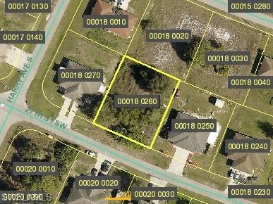 4448 27th St Sw, Lehigh Acres, FL 33973
