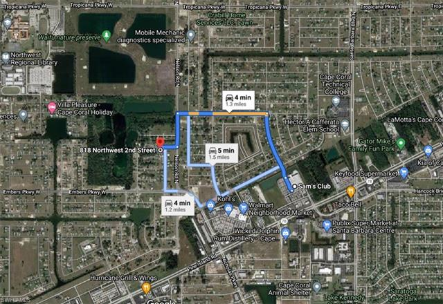 818 Nw 2nd St, Cape Coral, FL 33993