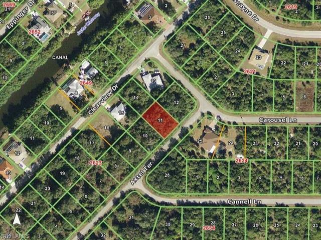 1191 Axtel Ter, Port Charlotte, FL 33953