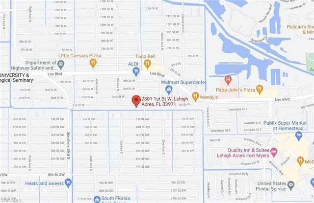 2801 1st St W, Lehigh Acres, FL 33971