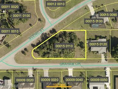 1406 Scenic St, Lehigh Acres, FL 33936