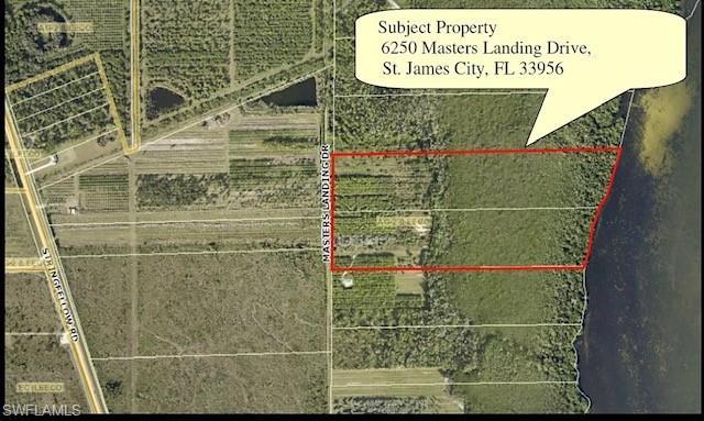 6250 Masters Landing Dr, St. James City, FL 33956