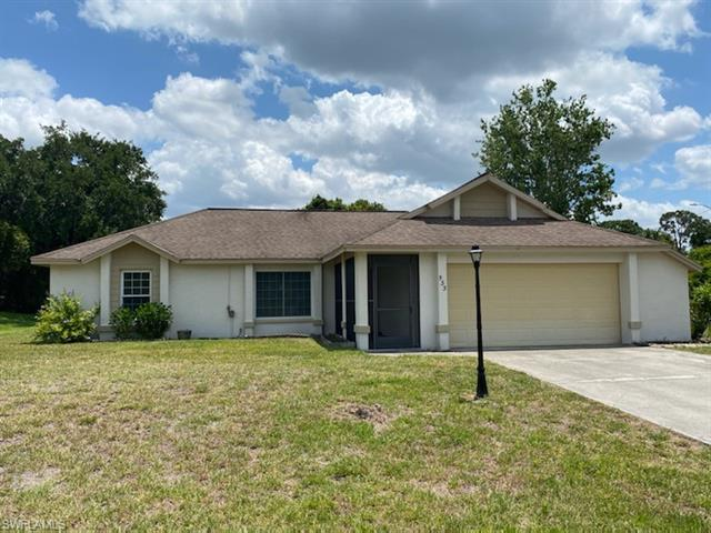 533 Harry Thayer Ave S, Lehigh Acres, FL 33974