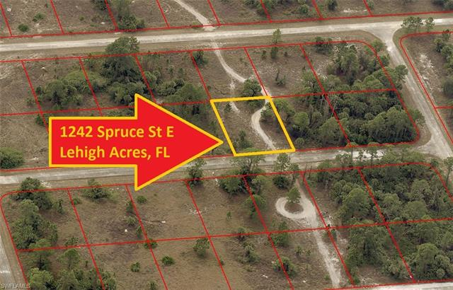 1242 Spruce St E, Lehigh Acres, FL 33974