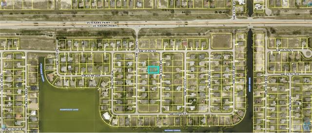 2516 Sw 12th Ave, Cape Coral, FL 33914