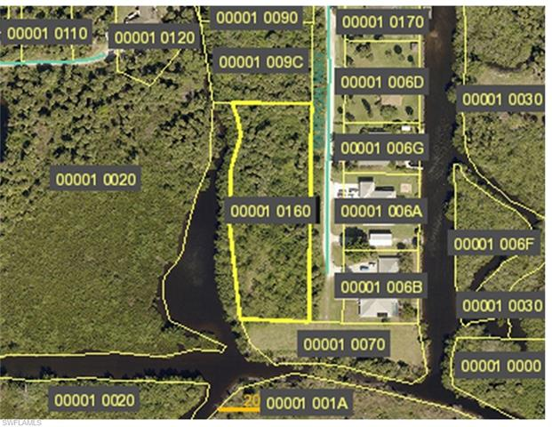 16781 Tarpon Way, North Fort Myers, FL 33917