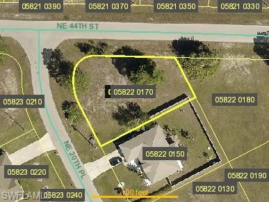 4309 Ne 20th Pl, Cape Coral, FL 33909