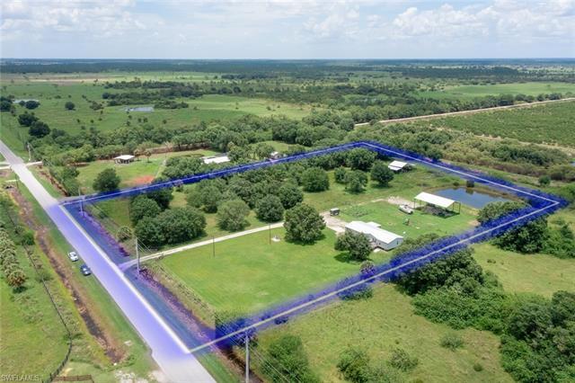 124 Kirby Thompson Rd, Fort Denaud, FL 33935