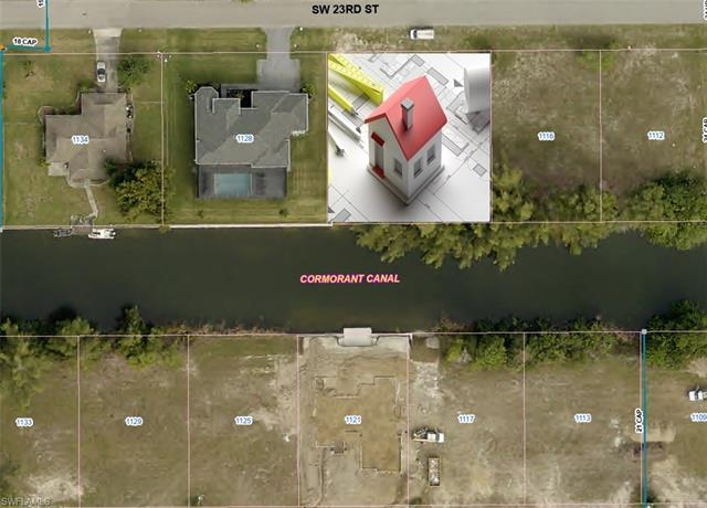 1122 Sw 23rd St, Cape Coral, FL 33991