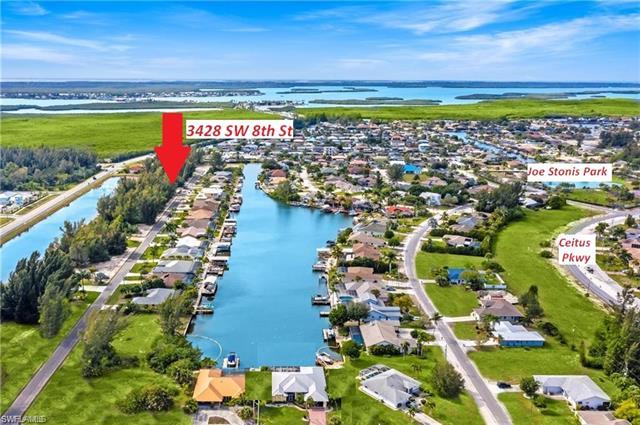 3428 Sw 8th St, Cape Coral, FL 33991