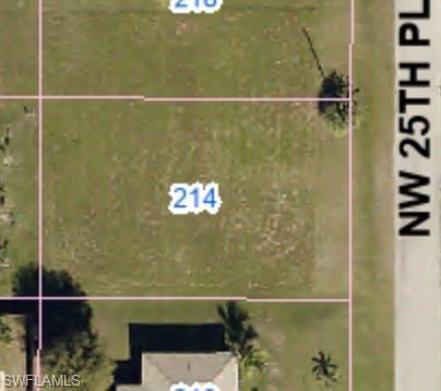 214 Nw 25th Pl, Cape Coral, FL 33993