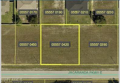 1109 Jacaranda Pky E, Cape Coral, FL 33909