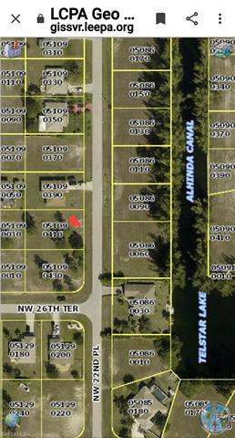 2624 Nw 22nd Pl, Cape Coral, FL 33993