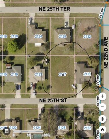 2127 Ne 25th St, Cape Coral, FL 33909
